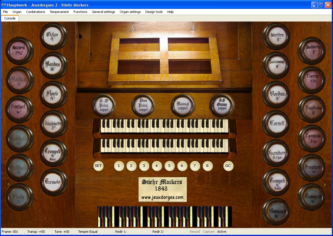 Jeux d'orgues 2