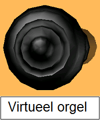 Samplesets virtueel orgel