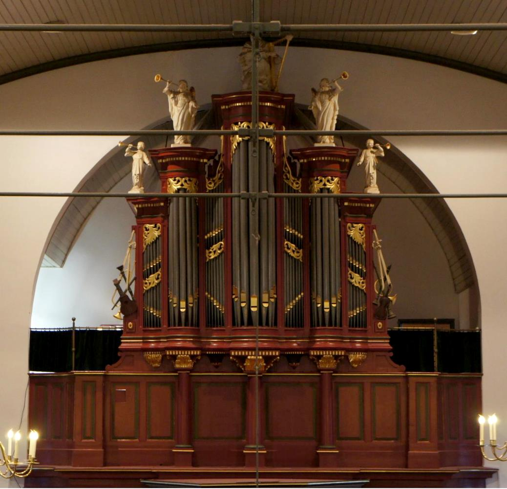 Abraham Meere-orgel