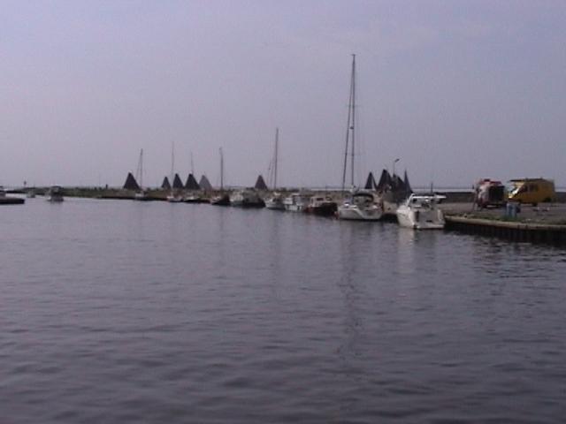 Botters IJsselmeer.