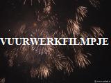 Vuurwerkfilmpje visserijdagen 01.